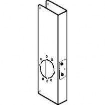 "Don Jo Wrap-Around,  Stainless, 2 3/4"" Backset, 1 3/4"" Door"