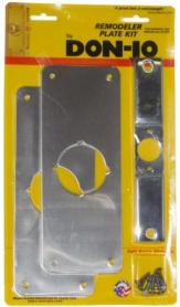 Don-Jo Door Remodeler kits