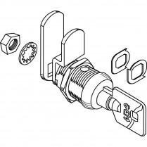 Fort Gem Multi-Function Cam Locks