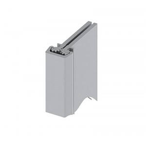 Hager 780-112HD-95-CLR Concealed Leaf Continuous Hinge