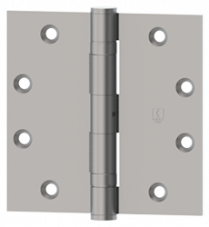 Hager BB1199-5X4-1/2-US32D Full Mortise Ball Bearing Hinge