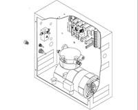 LCN 7982 Self Contained Control Box/Compressor