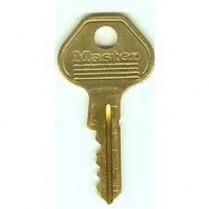 Master Lock Cut Master/Control Keys