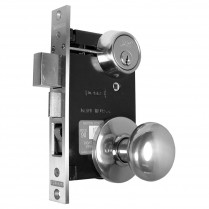 Marks USA Iron Gate Lock Entry Function