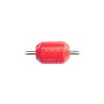Morse Watchmans KH-01 Red KeyRing Hubs (25/Pk)