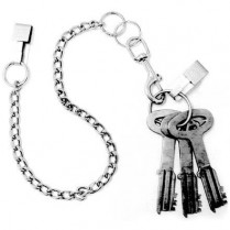 Choke Chain Key Chains