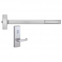 Precision 2108 Exit KeyLever/Knob Trim UltraShield Less Cyl