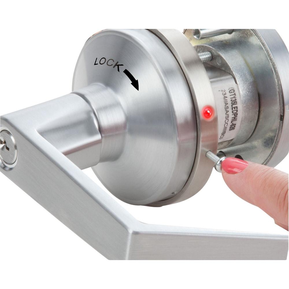 PDQ GT Series Grade 1 Cylindrical Locks