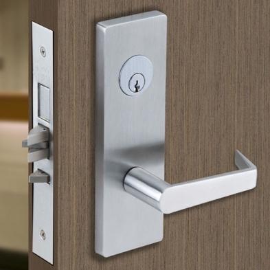 PDQ MR Series Commercial Grade 1 Mortise Locks