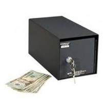 """Perma-Vault Front Load Drop Box, 6"""" H x 6"""" W x 11.5"""" D"""