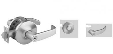 Sargent 28-10G04-LP-26D Storeroom, Cylindrical Lever Lock