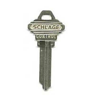 Schlage 35 003 C123 35 003 Control Key Blank C123 Keyway