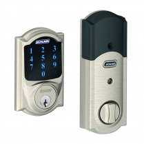 Schlage BE469NX-CAM-619 Schlage Connect Deadbolt