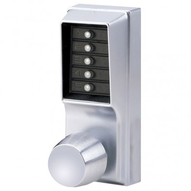 Kaba Access Simplex 1000 Series Mechanical Pushbutton Knob Lock