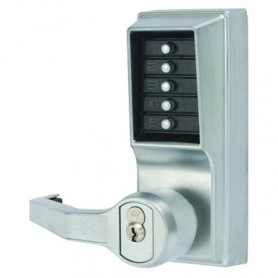 Kaba Access Simplex L1000 Mechanical Pushbutton Lever Lock