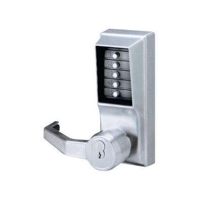 Kaba Simplex Combo Lever Lock, No Override LH
