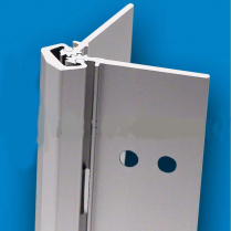 """Select Hinges SL11 SD 83"""" Clear Concealed Hinge"""