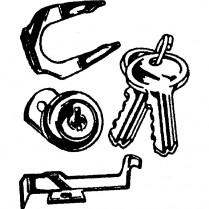 Anderson Hickey File Cabinet Replacement Locks