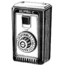 Supra S5 Key Safe Wall Mount Combo Dial Key Lock Box