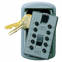 Supra S6-PRO Key Safe Wall Mount Pushbutton Key Lock Box
