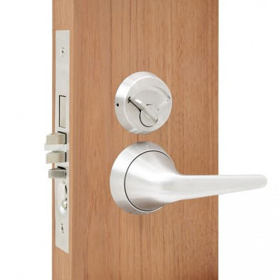 Town Steel ADA-Anti-Ligature Mortise Locks with Sectional Trim