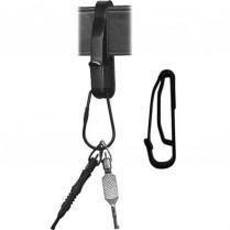 ZAK Tool ZT55 Tactical Key Ring Holder Black