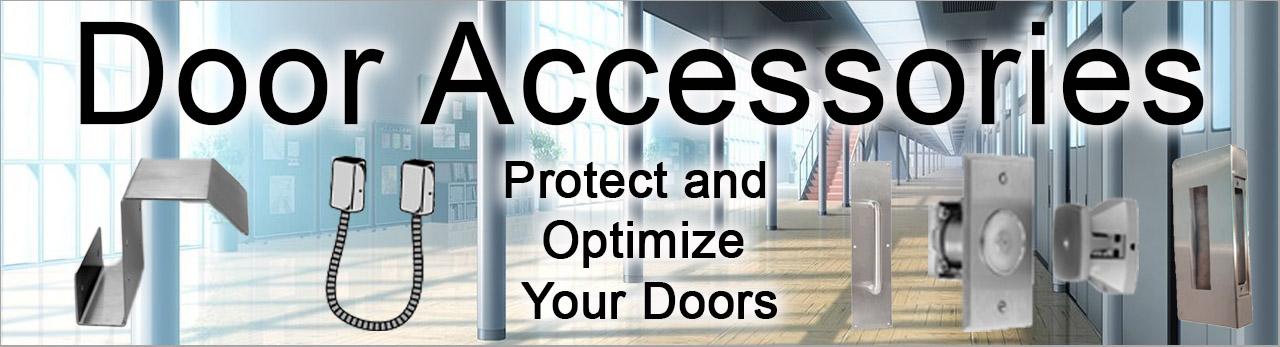 Door Accessories: Protect and Optimize Your Doors