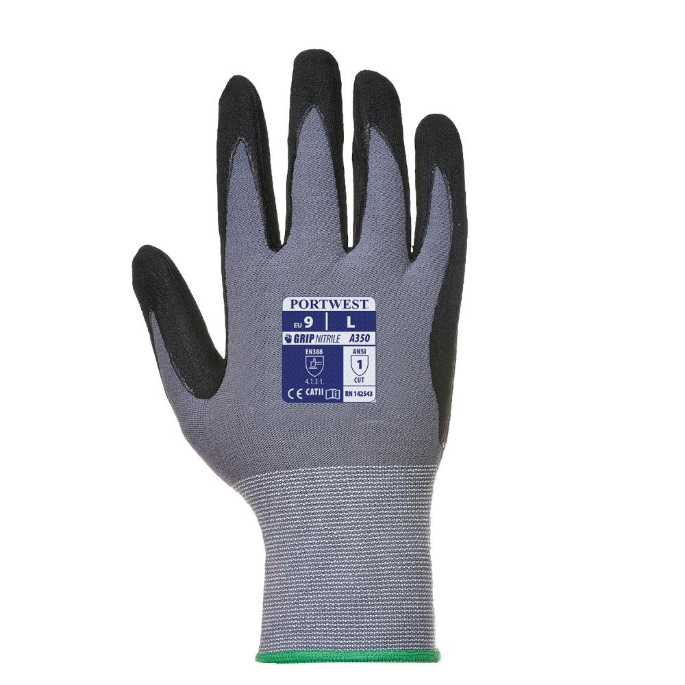 DERMATEX GLOVE SIZE LARGE