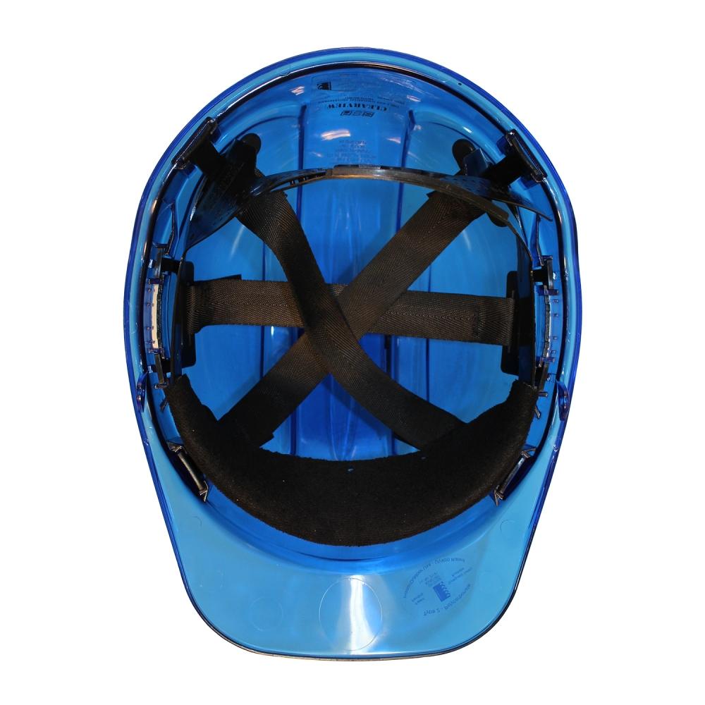 PEAK VIEW HARD HAT BLUE VENTED