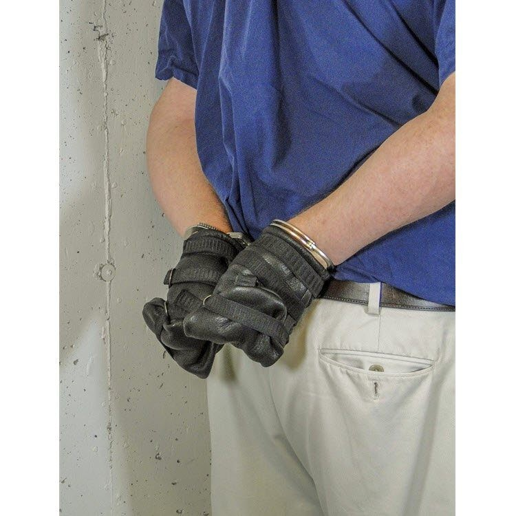 SECURE FIT RESTRAINT MITT LARGE