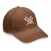 Vortex Cap - Distressed Brown