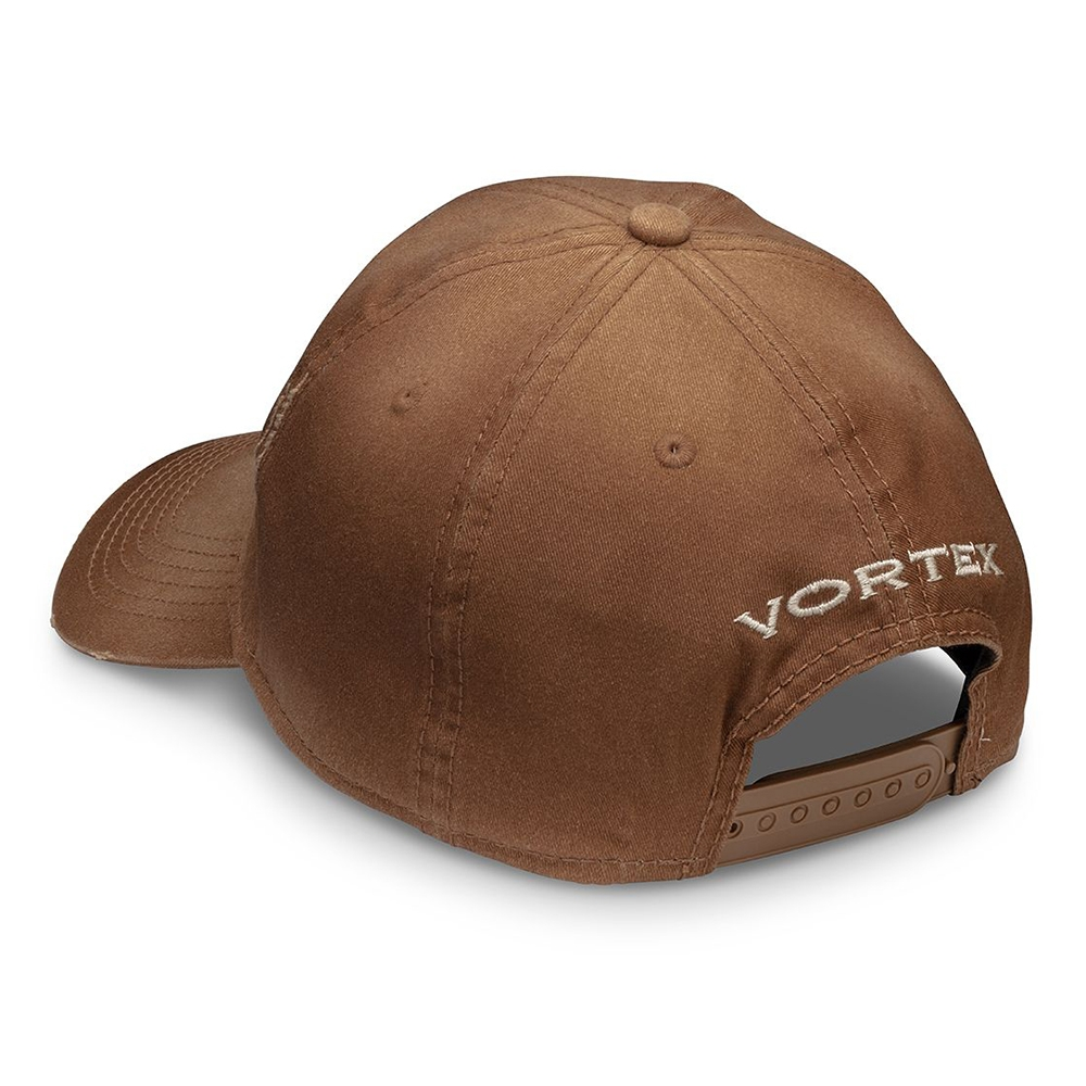 Vortex Cap - Distressed Brown