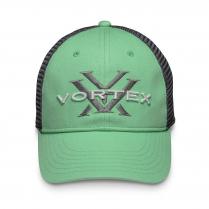 Vortex Cap: Mint Heathered