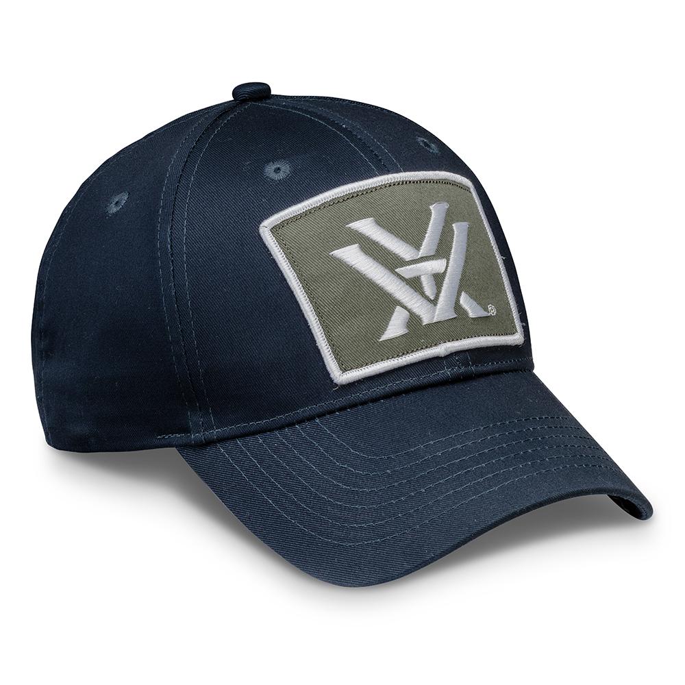 Vortex Cap: Navy Patch