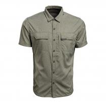 Vortex Men's Shirt: Kalamata Hammerstone
