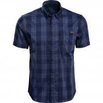 Vortex Men's Shirt: Navy Coolmax Fast Twitch