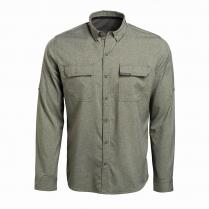 Vortex Men's Long Sleeve Shirt: Kalamata Switch Shift