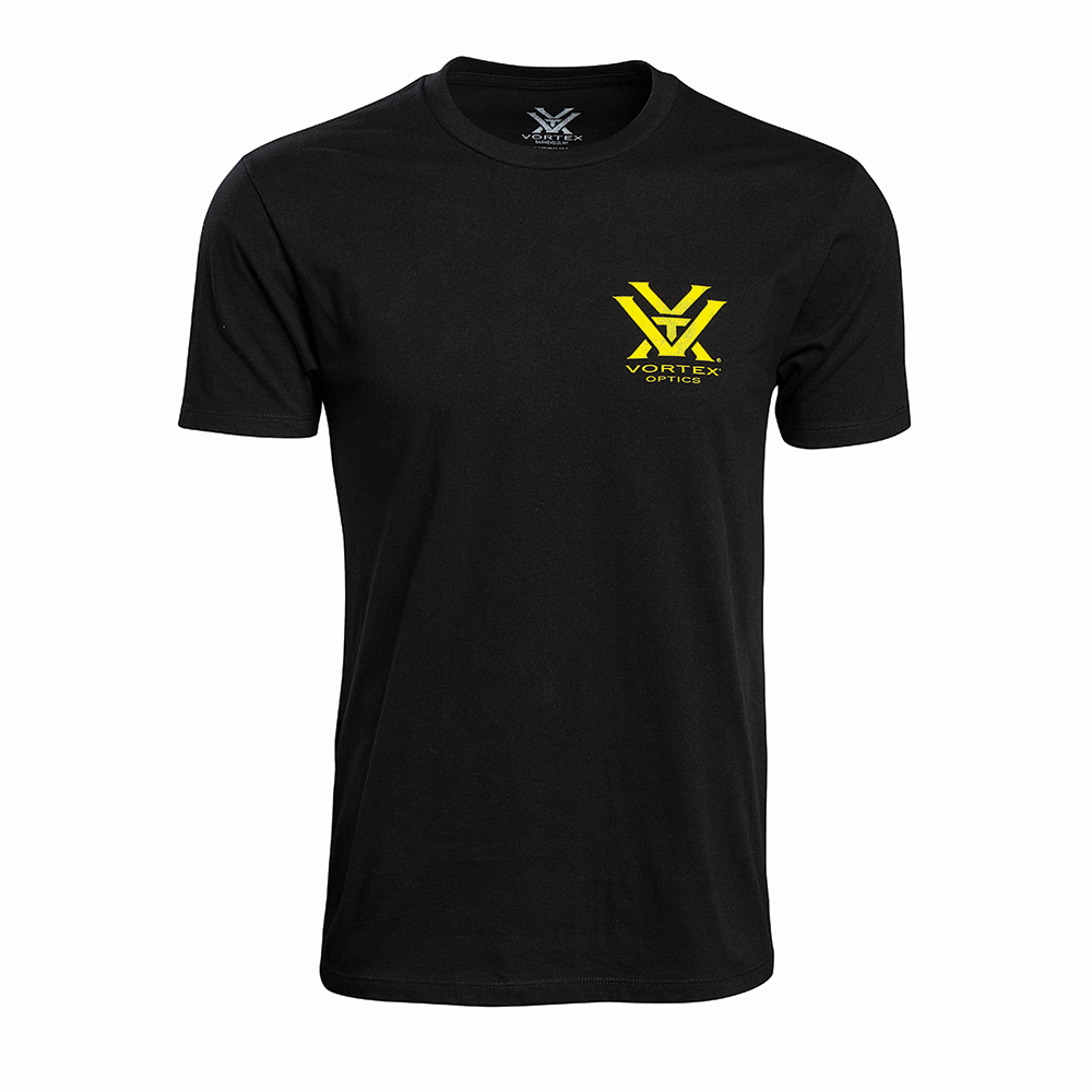 Vortex T-Shirt: Charcoal Toxic Chiller