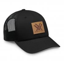 Vortex Cap: Black/Brown Barneveld 608