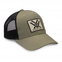 Vortex Cap: Dartmouth Green Logo Cap