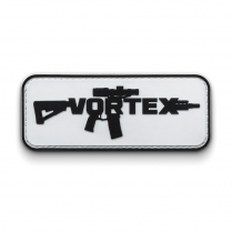 Vortex Patch: White AR-15