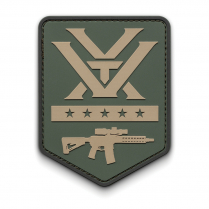 Vortex Patch: Gray Badge
