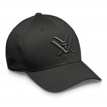 Vortex FlexFit Cap: Charcoal - Small/Medium