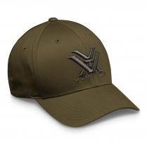 Vortex FlexFit Cap: Olive Drab - Large/XL