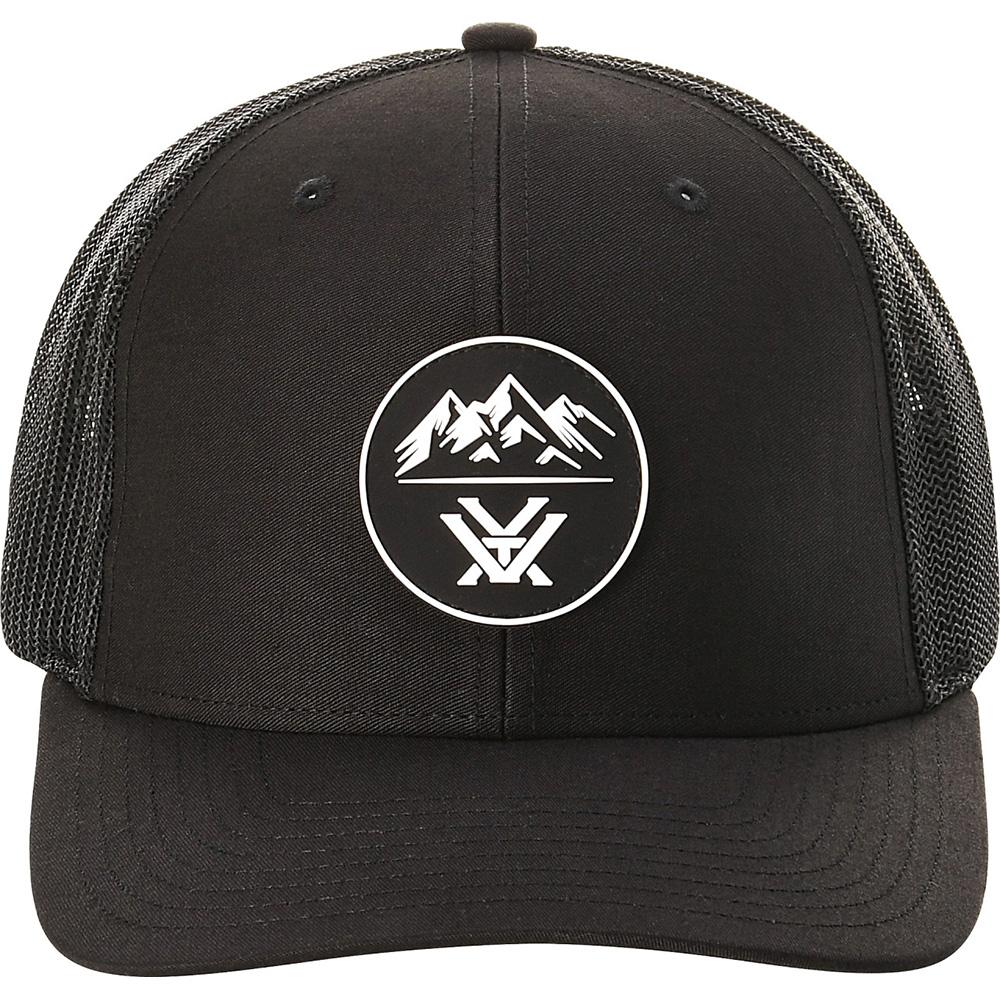 Vortex Cap: Black Three Peaks