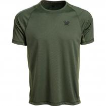 Vortex Men's Short Sleeve Weekend Rucker: Rifle Green