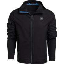 Vortex Men's Jacket: Black Cloud-to-Ground
