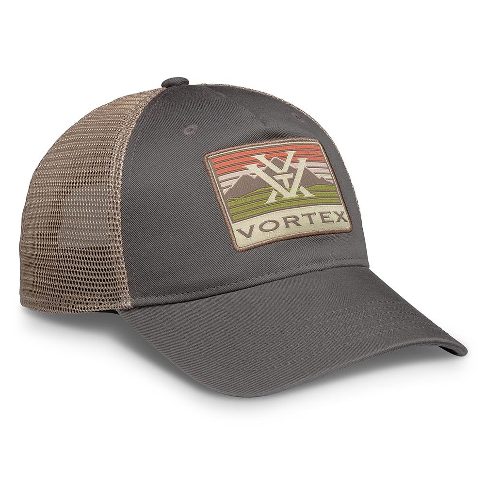 Vortex Cap: Grey Mountain Patch