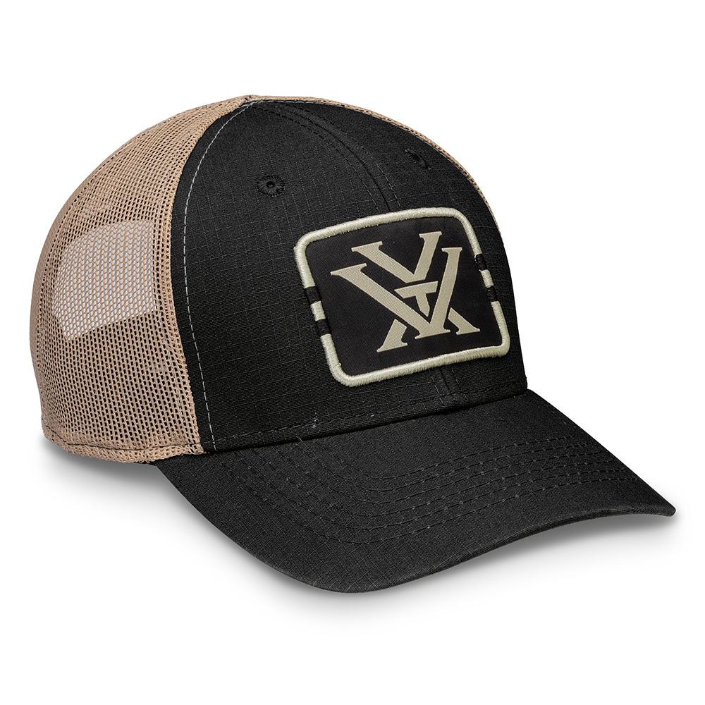 Vortex Cap: Black Range Day Logo