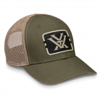 Vortex Cap: Olive Range Day Logo